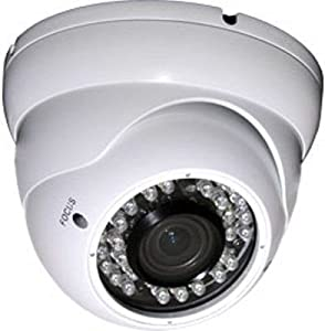 Evertech EV-CDM368IRV CCTV Security Camera(White)