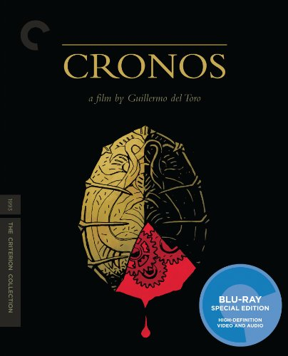Cover art for  Cronos (The Criterion Collection) [Blu-ray]