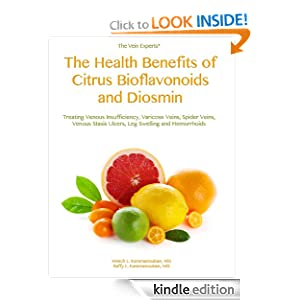 The Health Benefits of Citrus Bioflavonoids and Diosmin
