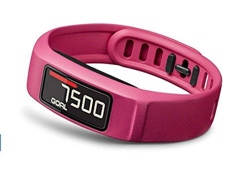 Garmin vívofit 2 Braccialetto Wellness / Fitness per Rilevamento Attività Fisica, Rosa