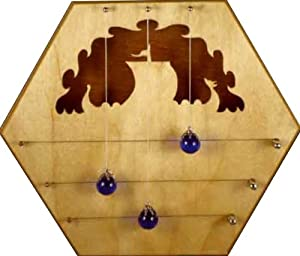Amazon.com: Viking Ship Door Harp: Musical Instruments