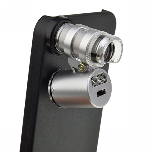 Mini Digital Microscope With Case For The Iphone 5 And 5S