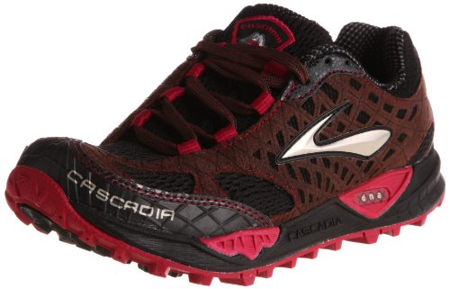 Brooks Women's Cascadia7 W Black/Cerise Trainer 1201091B227 3 UK, 5 US