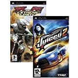 echange, troc Double pack PSP :  Juiced 2 hin + MX Untamed