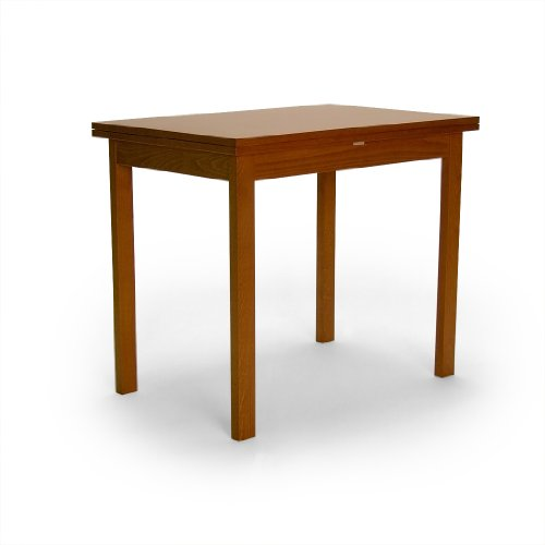 Aeon Flex Beechwood  Table,Flip Extension, Cherry Finish