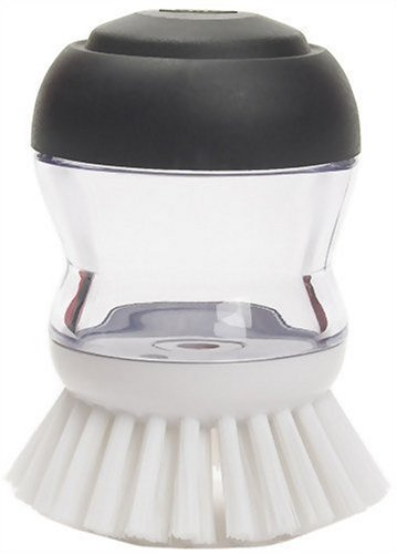 Image of OXO Good Grips Soap Dispensing Palm Brush