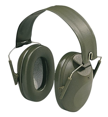Peltor 97012 Shotgunner Folding Hearing Protector, Green