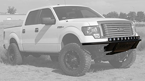 Addictive Desert Designs F053832940103 ADD Lite Front Bumper for Ford F150 (2012 Ford F150 Front Bumper Parts compare prices)