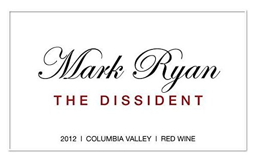 "2012 Mark Ryan ""The Dissident"" Red Mountain Blend 750 Ml"