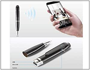 Spy Cam Spy Cam Wifi Wireless Pen Camera
