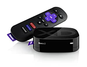 Roku 2 XD Streaming Player - Canadian Version