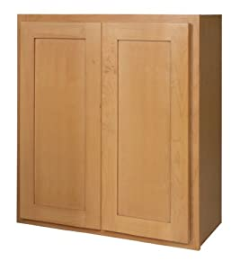 all wood cabinetry w2730 shs 27 inch wide by 30 inch high