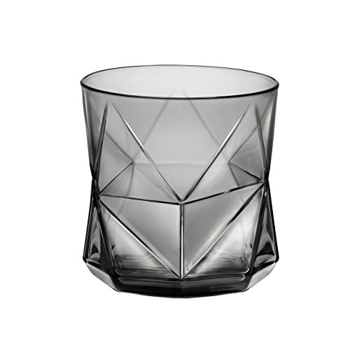 bormioli rocco cassiopea rocks glass set of 4 onyx pinteresting products a curated list of. Black Bedroom Furniture Sets. Home Design Ideas