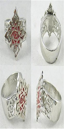 Vicwin-One Vampire Knight Logo Ring Cosplay