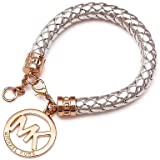 2014 New Fashion Letter Exquisite Luxury Charm Bracelets (Silver) by Preciastore