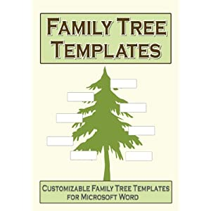 Family Health Tree Template