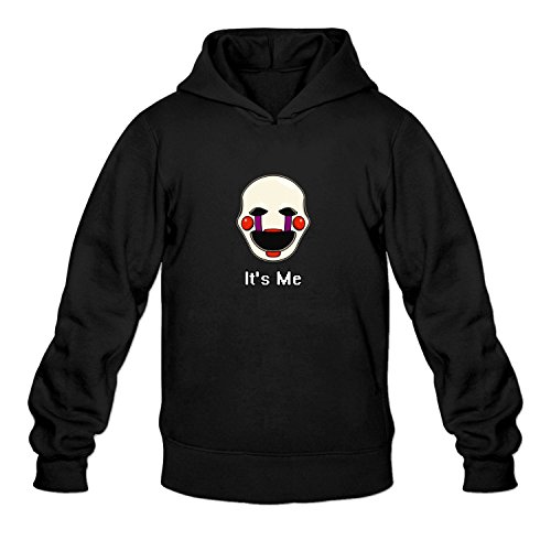 Men's FNAF it's me puppet Long Sleeve Hooded Pullover Hoodies (Gmod Figure compare prices)