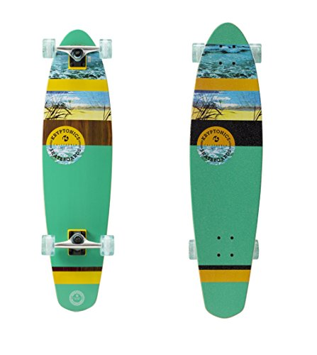 Kryptonic Retro Kryptonic Sunny Day Longskate Kryptonic, Verde