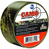 Intertape Polymer Group CAMO15 2-Inch by 15-Yard Mossy Oak Camo Duct Tape