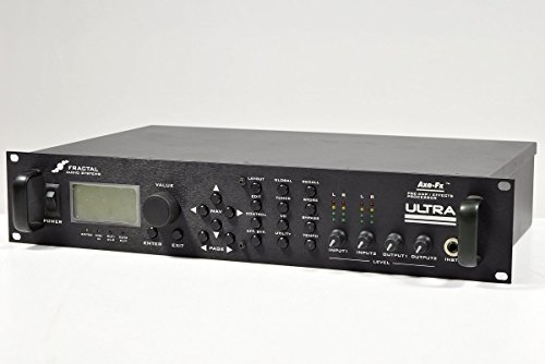 Fractal Audio Systems / AXE-FX ULTRA Ver.10.05 [ギター用マルチエフェクター]