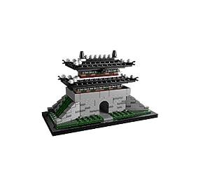 Lego Architecture Series Sungnyemun 21016