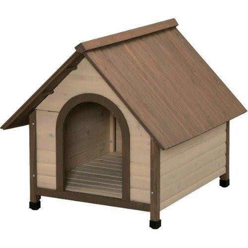 アイリスオーヤマ ウッディ犬舎 ブラウン WDK-900