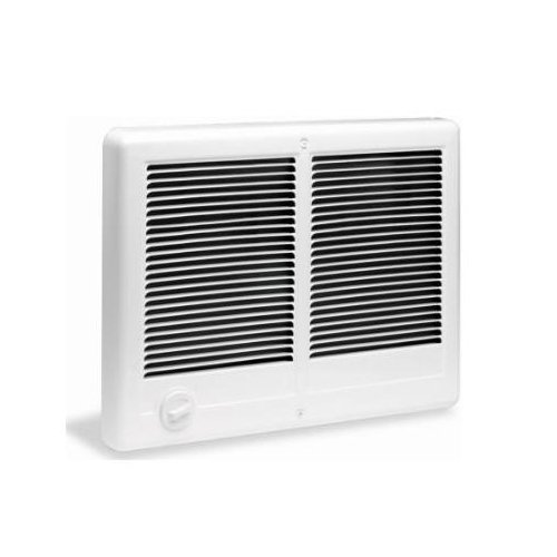 Cadet Manufacturing 67526 240-Volt White Com Pak Twin Double Fan Forced Electric Wall Heater, 3000-Watt at Sears.com