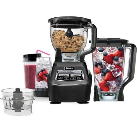 Ninja 3-in-1 Mega Kitchen System Pro (Ninja Mixer Pitcher compare prices)
