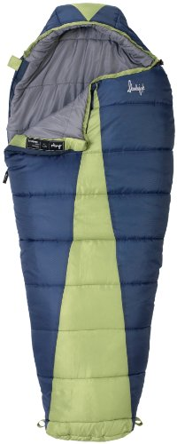 Slumberjack Latitude 20 Degree Women's Synthetic Sleeping Bag