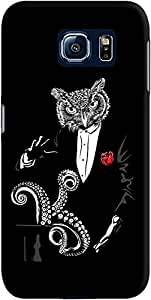 DailyObjects Wild Magician Case For Samsung Galaxy S6
