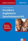 img - for Uni-Wissen, Grundkurs Anglistische Sprachwissenschaft book / textbook / text book