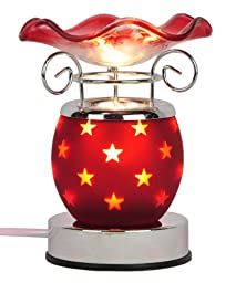 Lamps of Aroma - Touch Aroma Lamp - Red Star