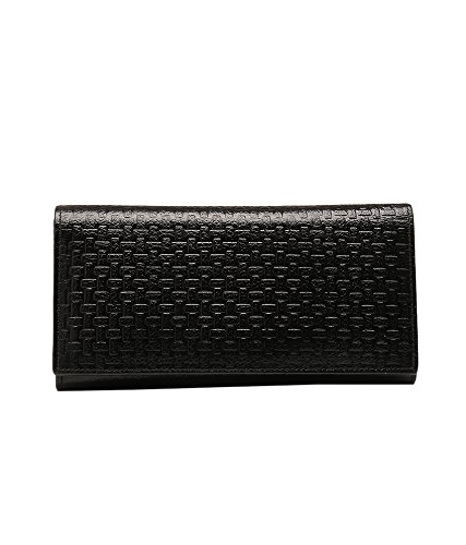 Lifestyle Escobar Bi-Fold Self Wallet - Black