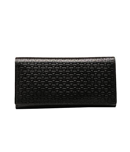 Lifestyle Escobar Bi-Fold Self Wallet - Black