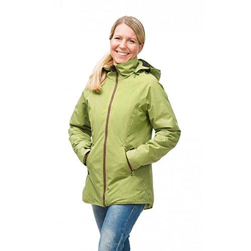 Mamalila Winterjacke Jacke wasserdicht choco braun oder grün S – XL jetzt bestellen