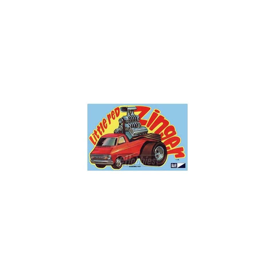AMT Slot Stars 1/25 1957 Chevy Bel Air Slot Car Kit