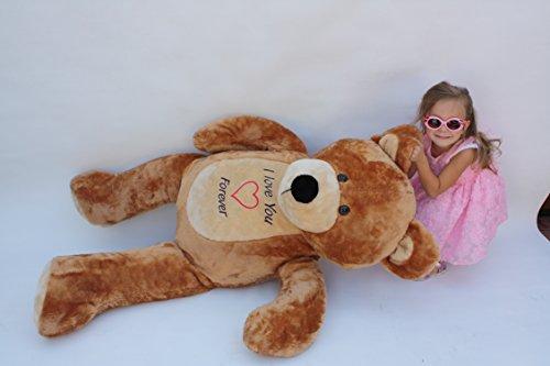 Riesen Teddybär Kuschelbär Plüschtier Schmusebär
