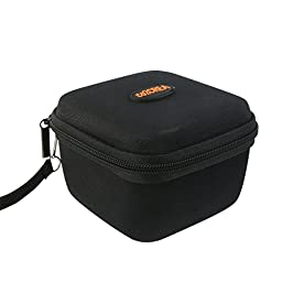 co2CREA Hard Shell Storage Carrying Travel Case Bag for Anker Classic Portable Wireless Bluetooth Speaker
