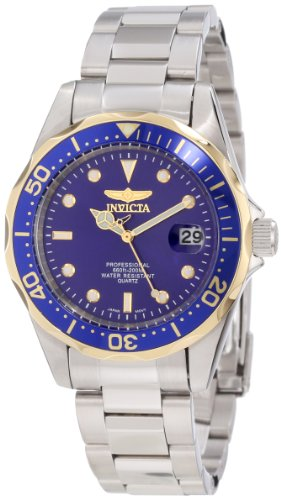 Invicta Women's 12809 Pro Diver Blue Dial Watch