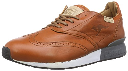 KangaROOS Coilybrid, Low-Top Sneaker uomo, Marrone (Braun (cognac 360)), 44
