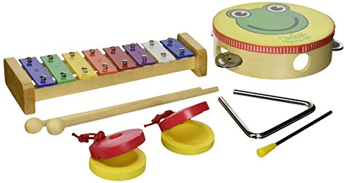 Vilac 7 Piece Musical Instrument Set - 1