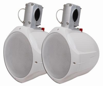 "MCM Custom Audio 60-10020 6 1/2"" Marine Wakeboard Two-Way Sp"
