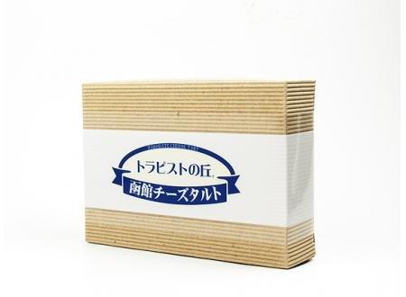 トラピストの丘函館チーズタルト 6個入り ×5セット