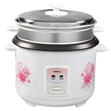 Havells Max Cook 2.2 OL 900-Watt Electric Cooker (Off White)