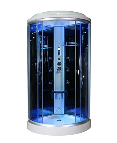 Buy Discount Eagle Bath Sliding Door Steam Shower Enclosure Unit