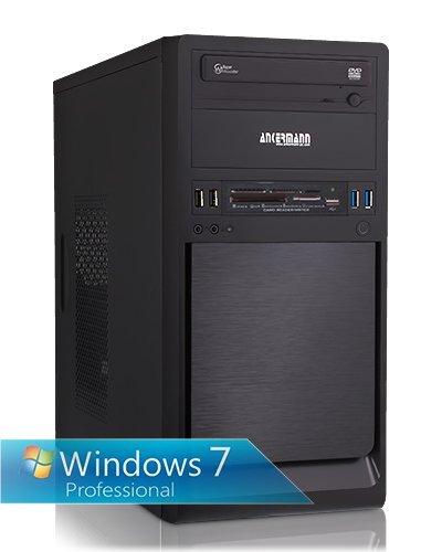 Ankermann-PC.Cestrum, AMD A6-6400K 2x 3.90GHz, ATI RADEON HD 8470D Graphics, Windows 7 Professionnel 64 Bit, 1TB Seagate HDD, 8 GB RAM, 24x DVD-RW Writer-, Card Reader, Art.No.: 46562