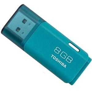 東芝 TOSHIBA USBメモリ 8GB [並行輸入品] (ブルー)