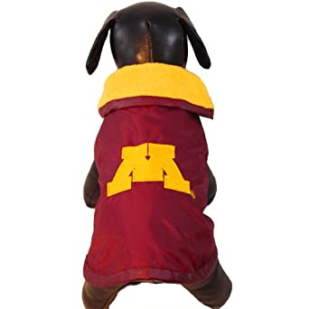 Buy NCAA Minnesota Golden Gophers All Weather Resistant Protective Dog Outerwear by All Star Dogs