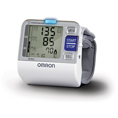 Omron 7 Series Wrist Blood Pressure Monitor image