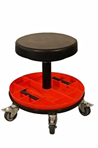 meychairsystems werkstatthocker mit rollen incl werkzeugbox baumarkt. Black Bedroom Furniture Sets. Home Design Ideas